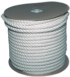 Bulk Soft Cotton Rope 2 spools - 1200-ft x 1/4-inch