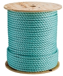 3 Strand Twisted Cobalt Blue Polypropylene 600-ft. x 1 1/2-inch