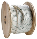 Composite Polyester Double Braid Pulling Rope 1200-ft. x 1/2-inch