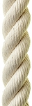 Natural Unbleached Cotton 1200-ft x 5/16-inch