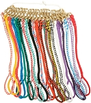 Dog and Goat Lead with Brass snap 2-ft. x 3/8-inch